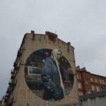 nieistniejący mural